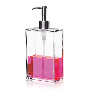Clear Soap Dispenser M, £27.50, now featured on Fab.