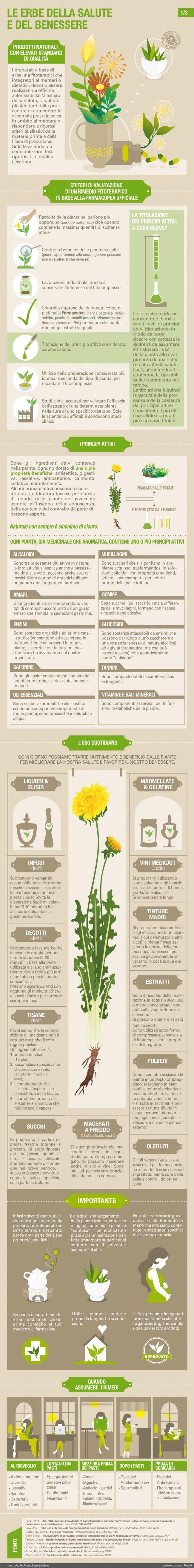 Le erbe della salute e del benessere / 1 - Esseredonnaonline