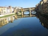 Ponte Vecchio oBridge over the River Arno Florence