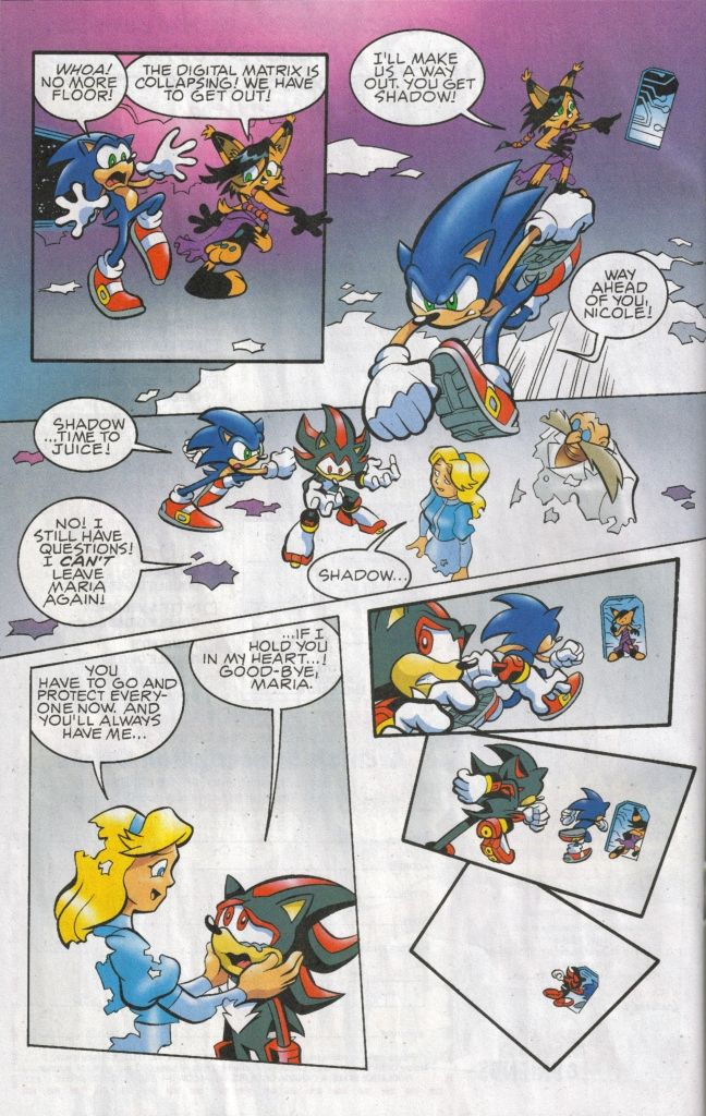 Sonic The Hedgehog 1993 Issue 171 Read Sonic The Hedgehog 1993 Issue 171 Comic Online In High Quality With Images Shadow The Hedgehog Comics Sonic The Hedgehog
