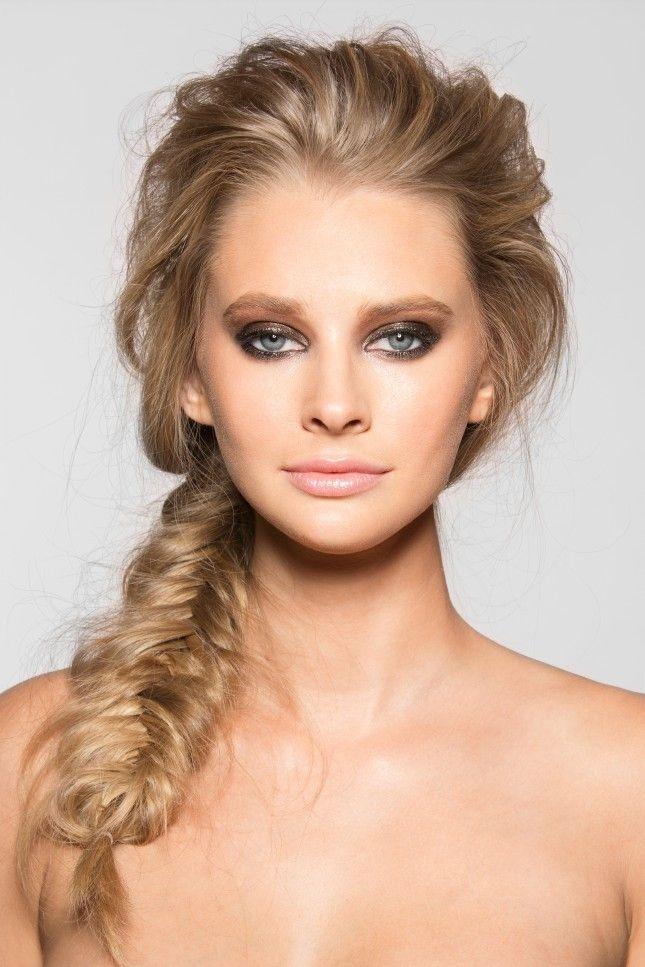 Miraculous 1000 Ideas About Fishtail Wedding Hair On Pinterest Wedding Short Hairstyles For Black Women Fulllsitofus