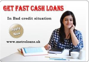 Metro Loans is a UK based major credit lending agency that specializes in offering wide variety of loan alternatives. We are open 24x7 and at any point of time, you can reach us. Our offers on bad credit instant cash loans are primarily designed to address the monetary concerns of those with serious credit issues.. If you wish to learn more on these loans, please visit: http://www.metroloans.uk/instant-cash-loans.html