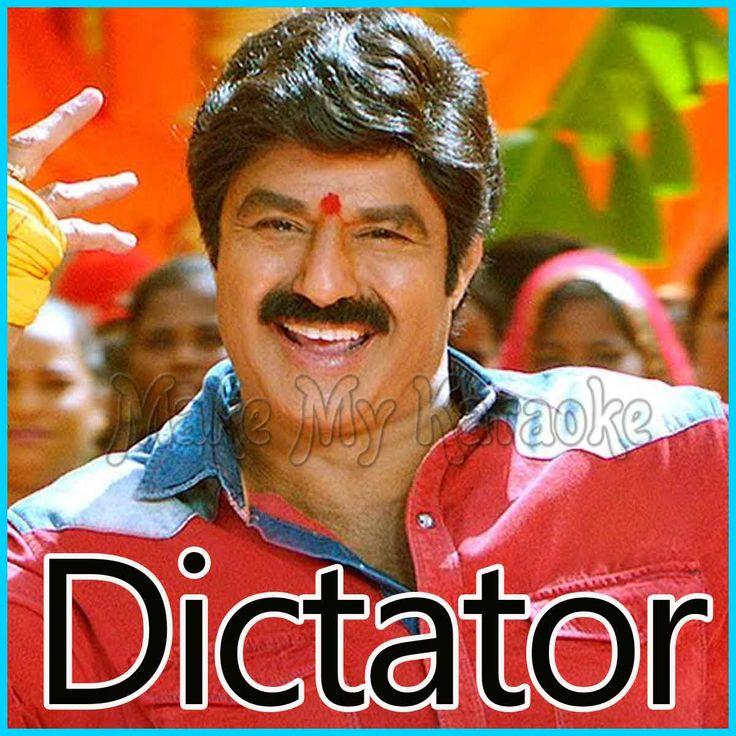 https://www.makemykaraoke.com/gam-gam-ganesha-dictator.html  Song Name : Gam Gam Ganesha    Movie/Album : Dictator    Singer(s) : Divya Kumar, Saisharan, Nivas   Year Of Release : 2016   Music Director: S. Thaman   Cast In Movie : Nandamuri Balak...