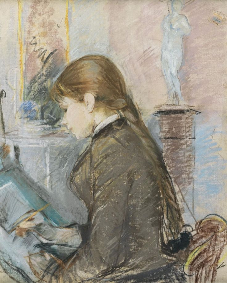 17 Best images about Berthe Morisot (1841-1895) on ...