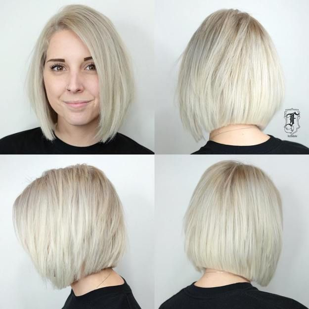 how to do a blunt cut bob