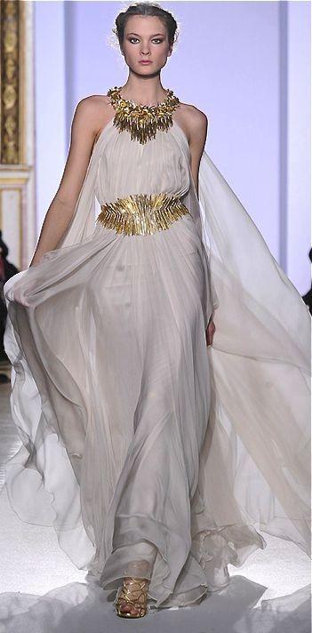 Zuhair Murad #fashion #style #runway