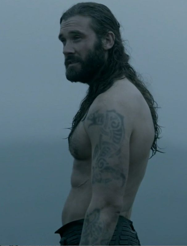 clive standen french
