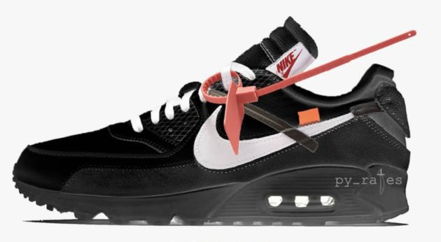 OFF-WHITE x Nike Air Max 90 Black To Release In October  Let's get you all caught up now. TheOFF-WHITE x Nike Blazer Studio Mid is rumored to be releasing this September, not we got word that theOFF-W... http://drwong.live/sneakers/off-white-x-nike-air-max-90-black/