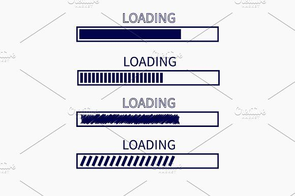Loading bar png