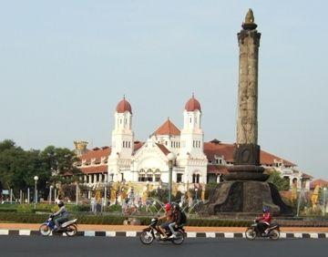 Lawang Sewu Semarang, Indonesia http://travelling.blogekstra.com