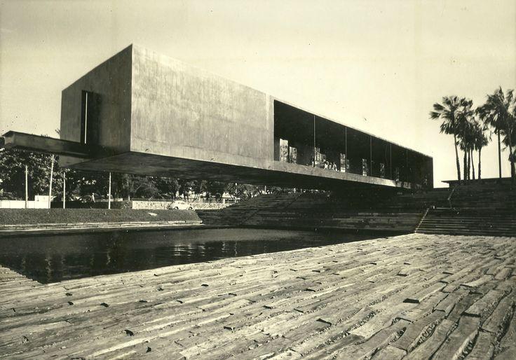 Clássicos da Arquitetura: Palácio da Abolição / Sérgio Bernardes
