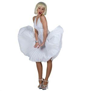 Meget flot Marilyn Monroe kjole til en 50er fest. kr. 275,-  #kostume #temafest