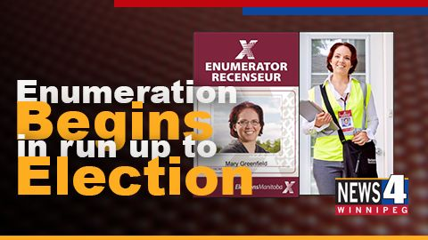 Feb4 - Today until March 7, enumerators will go door-to-door to collect the names of eligible voters for April 19 election