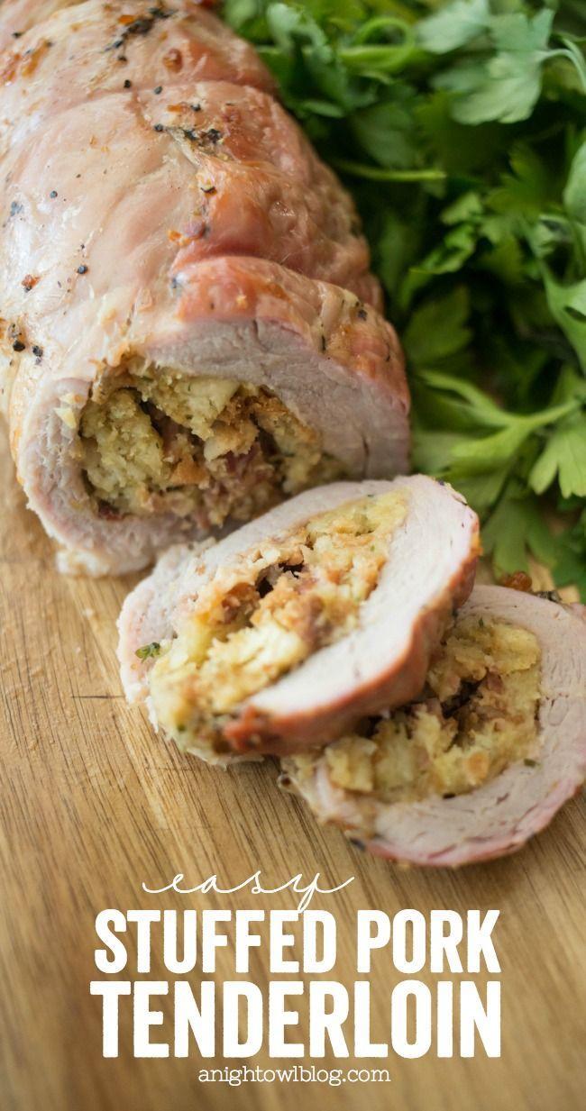 Best 25+ Stuffed pork tenderloins ideas only on Pinterest ...
