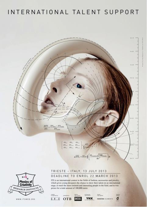 poster | International Talent Support