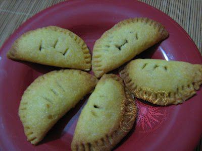 Cocina Costarricense: empanadas de chiverre