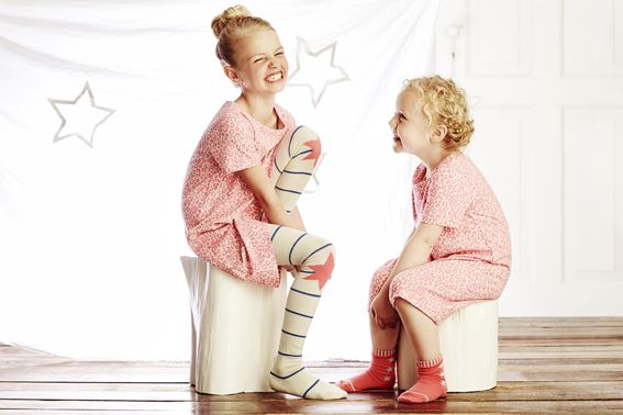 MP SOCKS and tights with star & stripes