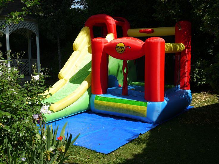Juegos inflables, diversión asegurada!