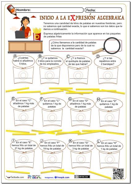 En los libros de texto de la editorial Anaya del Método ABN, al objeto de familiarizar al alumnado en el cálculo algebraico, trabajamos desde Primero de Primaria el álgebra. Evidentemente mediante situaciones que permitan al alumnado seguir el razonamiento necesario para ello, tal y como se muestra enlos ejemplos al …
