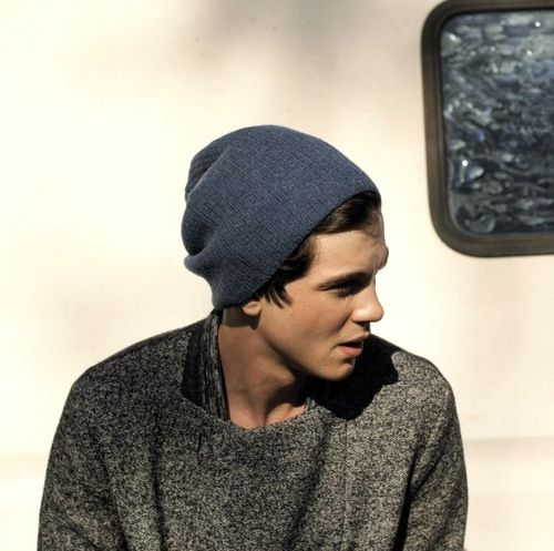 dear future husband, if you are reading this.. please wear beanie hats.. thank you!