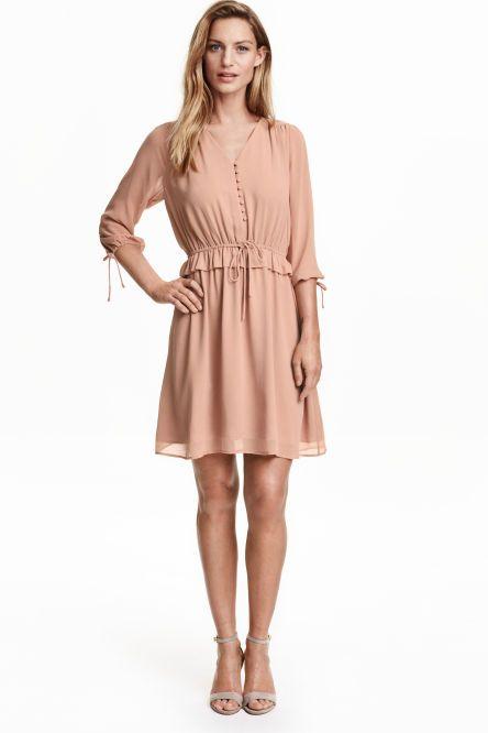 Šifonové šaty