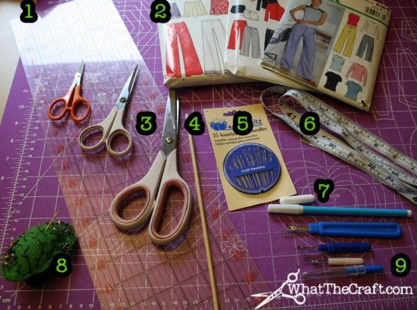 Sewing 101: Must-Have Tools of the Trade
