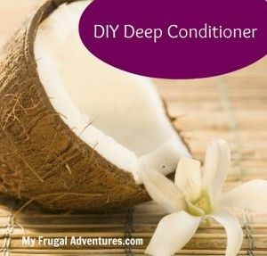 Deep Conditioning Hair Treatment