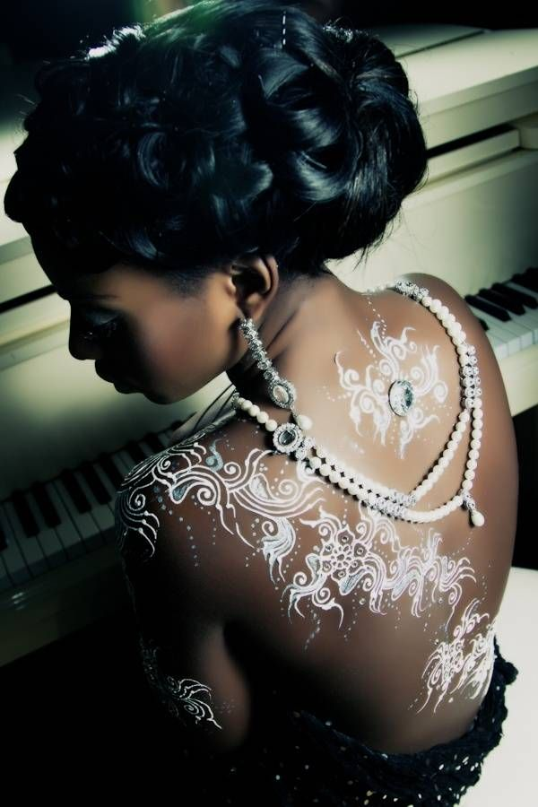 Best 25 dark skin tattoo ideas on pinterest scars for White ink tattoo dark skin