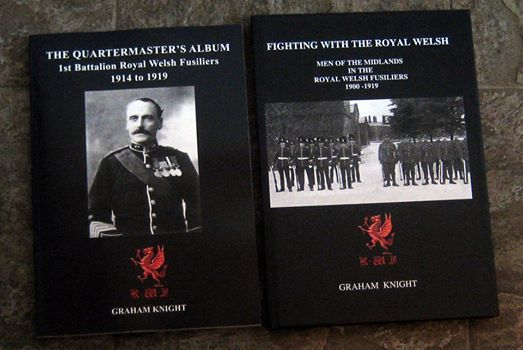 Two outstanding books from Graham Knight.