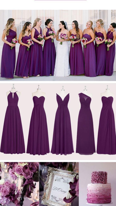 Mejores 13 imágenes de Wedding Dresses en Pinterest   Damas de honor ...