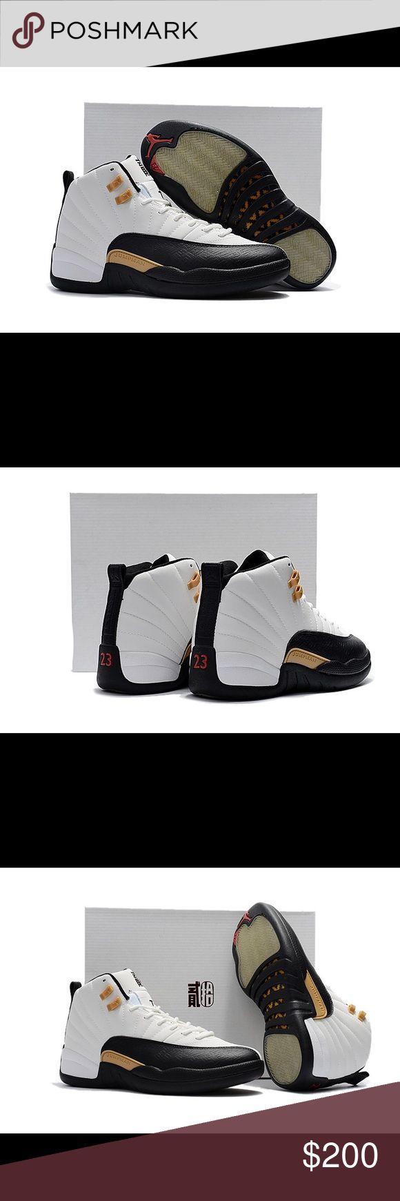 Men's Nike Air Jordan 12 CNY Men's Nike Air Jordan 12 CNY Air Jordan Shoes Sneakers
