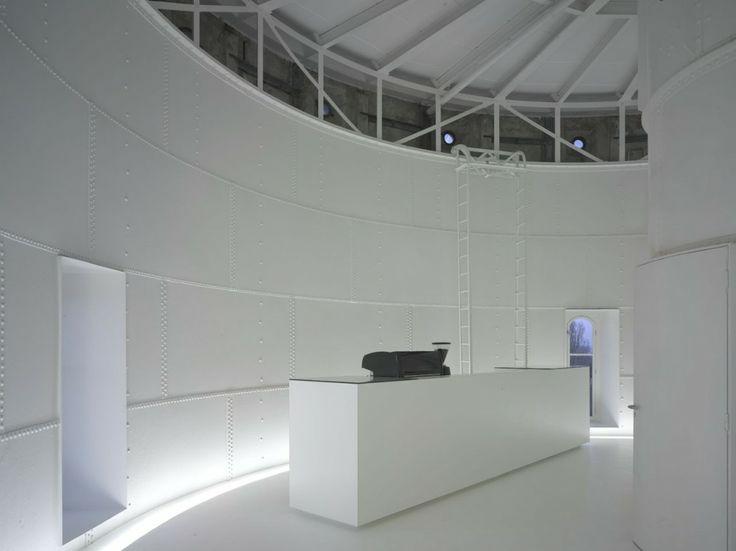 Watertower / Rocha Tombal Architects