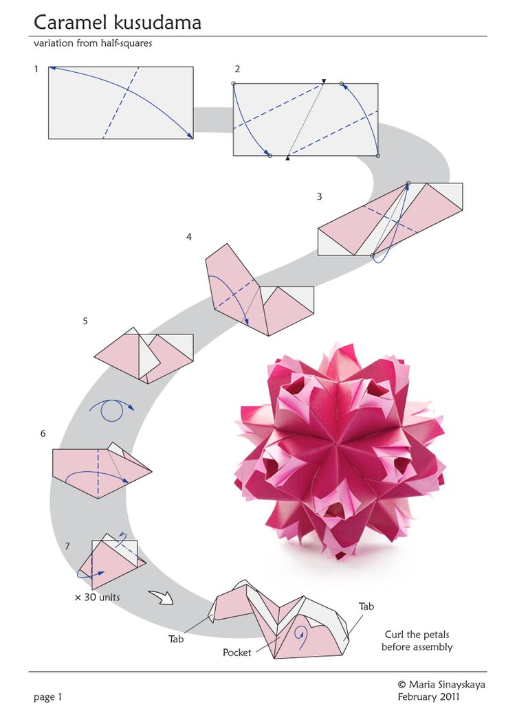 1128 best origami balls and polyhedrons images on