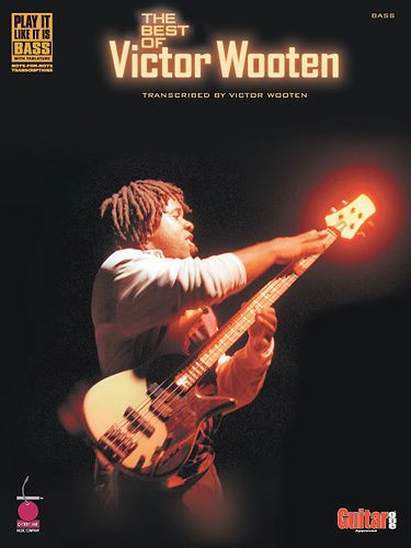 Hal Leonard - Victor Wooten: The Best of Victor Wooten Sheet Music - Multi