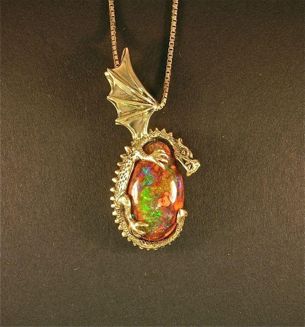 Marty Magic Store - Grotto Dragon Pendant, $0.00 (http://www.martymagic.com/grotto-dragon-pendant/)