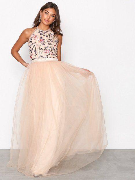 Roze Maxi Jurk.Cydney Maxi Dress In 2019 Being Stef S Bridesmaid Lange Jurken