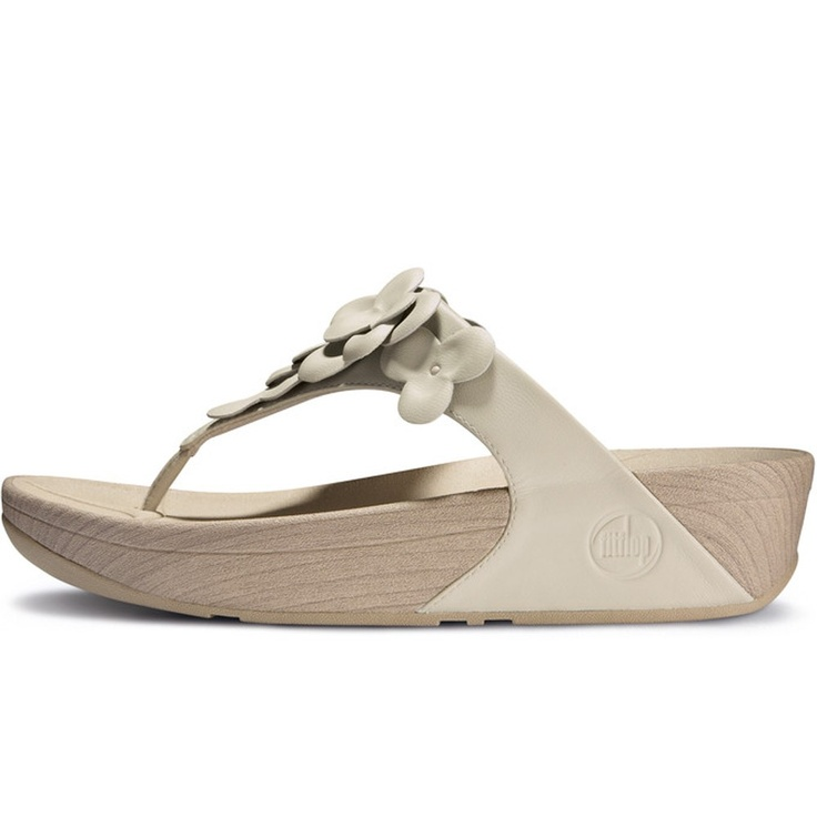 BeautyFeatures.ie - FitFlop - Fleur - White, €99.99 (http://www.beautyfeatures.ie/fitflop-fleur-white/)