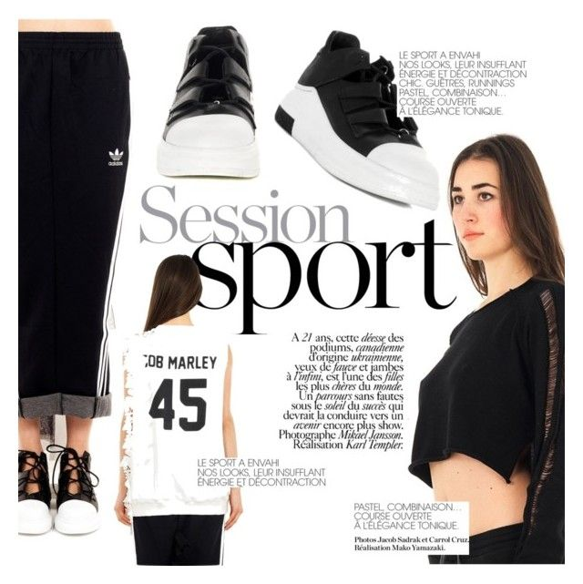 Sporty&Fashion! by thequeenstore on Polyvore featuring moda, Tiger In The Rain, Lost & Found and Cinzia