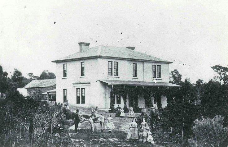 Prospect. 1880. Portland Victoria Australia.