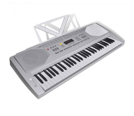 61 Piano-key Electric Keyboard with Music Stand specials