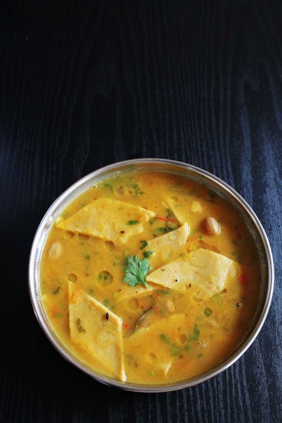 Dal Dhokli - Gujarati Recipe