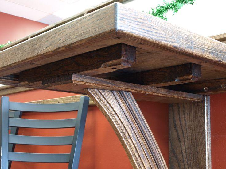 Настенные высокие столы - Галерея читателя - Изысканные Деревообработка