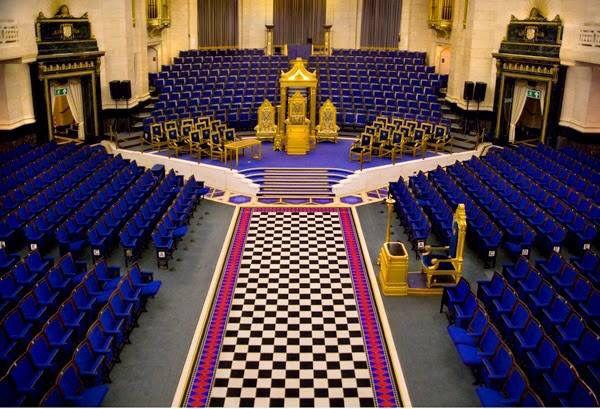 United Grand Lodge of England Temple