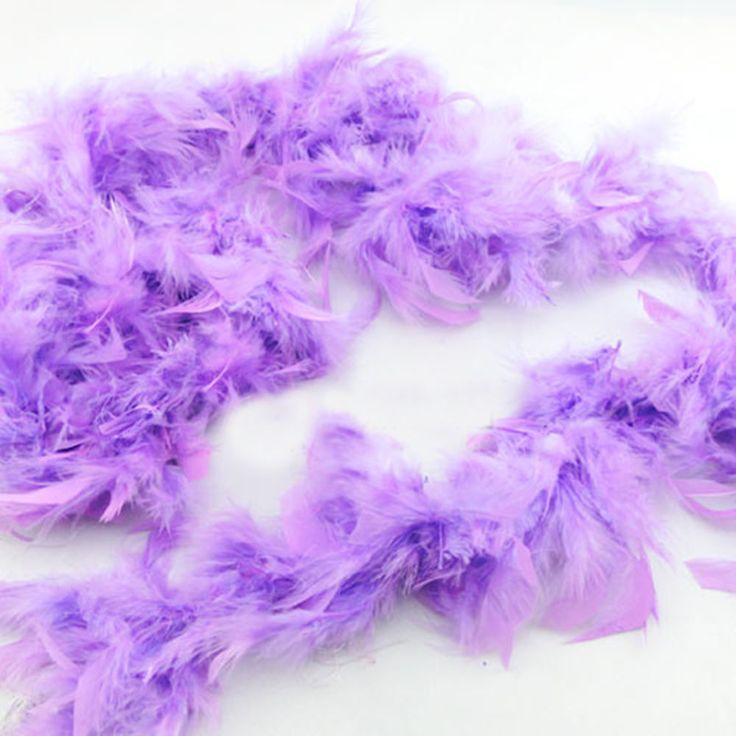 Fluffy Feather Boa Dressup Hen Night Wedding Party Burlesque Fancy Dress