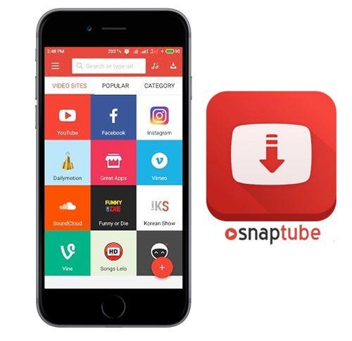 snaptubeforiphoneipad Instagram v, Iphone, Instagram