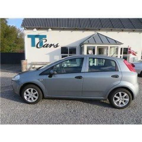 Fiat Grande Punto 1,3 JTD 75 Dynamic 2009 km 97000