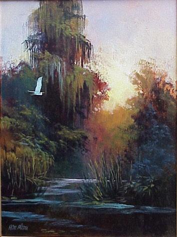 White Flight  - Ron Picou