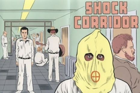 Comics-inspired Criterion movie posters by Daniel Clowes, R. Crumb, Ralph…