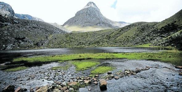 Sierra Nevada del Cocuy, Boyaca, Colombia