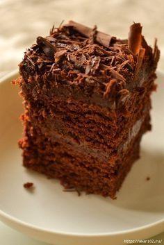 Мобильный LiveInternet Влажный шоколадный торт. | Шрек_Лесной - Дневник Шрек_Лесной |